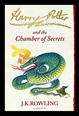 Harry Potter and the Chamber of Secrets - 2010 Bloomsbury edition