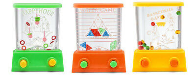 Water Game - 22004 Classic Retro Puzzle Add Water To Play Kids Fun Colours Vary