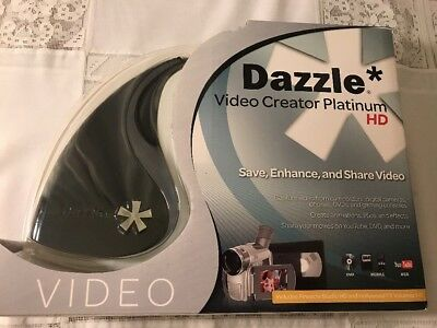 Dazzle Video Creator Platinum HD Capture Device w/Pinnacle Studio HD V. 15