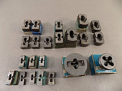 Greenfield Little Giant adjustable dies 20 sets with extra collet