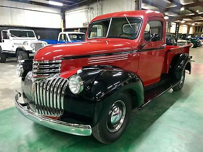1946 Chevrolet Other Pickups Inline 6 Cylinder 3 Speed Manual 1946 Chevrolet Pickup