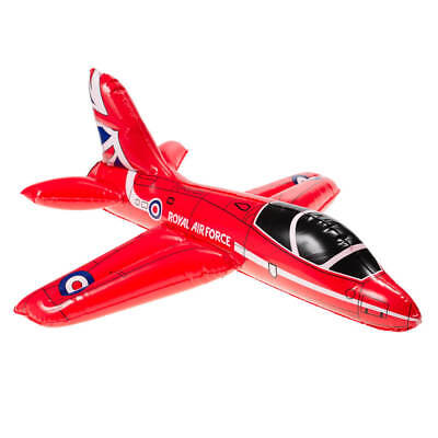 RAF Royal Air Force Inflatable Red Arrows Plane