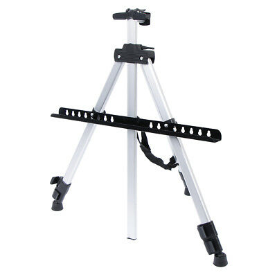 Tripod Easel Display Stand Drawing Board Artist Sketch Painting Adjustable