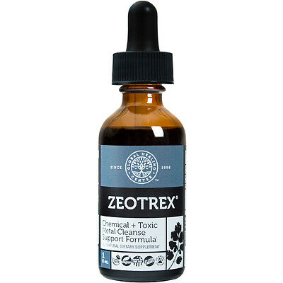 Zeotrex® Natural Chemical & Toxic Metal Detox Cleanse Supplement