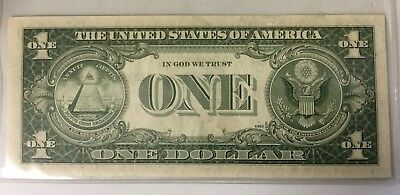 Series 1935 H One Dollar Silver Certificate Blue Seal Xf