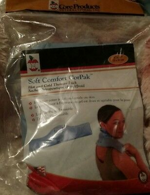 "Cervical Soft Comfort Hot and Cold Pack 6"" x 20"""