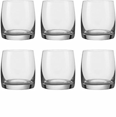 NEW Concerto Shot Glasses, Set of 6, 2.5 oz, Clear FREE2DAYSHIP TAXFREE