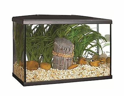 Marina LUX LED Aquarium Kit, 19 Litre 5 gallon