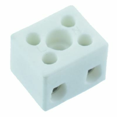 2-Pole 32A Ceramic Connector Terminal Block DESTB-0252