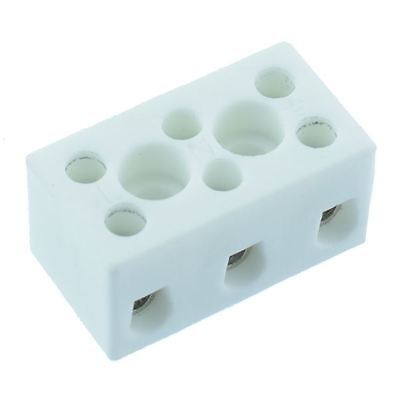 3-Pole 32A Ceramic Connector Terminal Block DESTB-0253