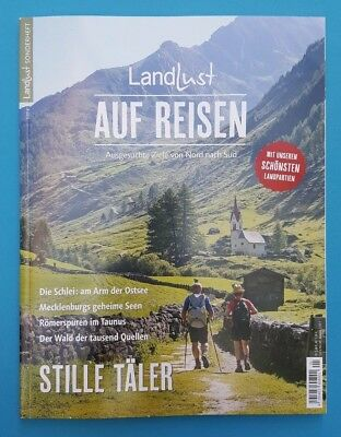 Landlust Special Issue 2018 for Travel UNREAD 1A abs. Top