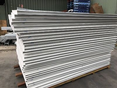 EPS Sandwich Coolroom Panel 1150mm X 2400mm steel 0.5mm thick
