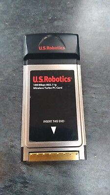 U.S.ROBOTICS 802.11G WIRELESS TURBO PC CARD DRIVER FOR WINDOWS MAC