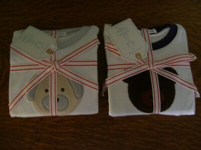 Pottery Barn Kids Shaggy Bear or Puppy Tight Fit Pajamas Size 6 ~ NEW, SO CUTE!!