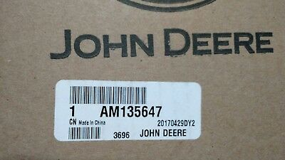 John Deere Oem Gator Rear Brake Disc Rotor Hub Am135647 Hpx 4X2 4X4 Trail