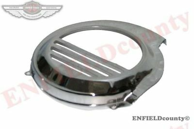 New Chrome Plated Flywheel Cowl Cover Unit Vespa Px Lml Scooter @au