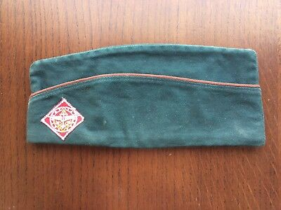 Boy Scout Explorer Official Garrison Field Hat Medium Size