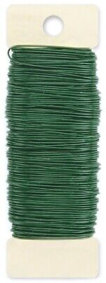 Paddle Wire 22 Gauge 110'-Green - 6 Pack