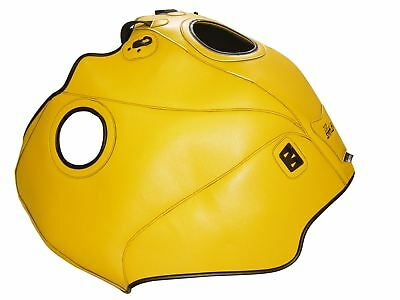 BMW R1100 GS Top Sellerie fuel Petrol Gas Tank Cover Yellow Black Sport Moto