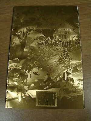 Age of Apocalypse gold cover wolverine jean grey