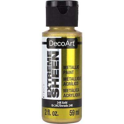 DecoArt Extreme Sheen Metallic Paint 59ml 2oz