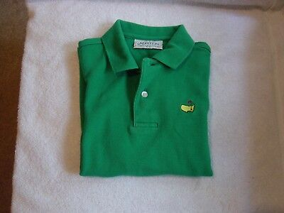 Lot of Four (4) Shirts (incl Masters Golf) - Youth Small