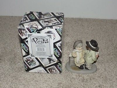 """Kim Anderson Pretty as a Picture """"Your're My Only Love"""" figurine Enesco"""