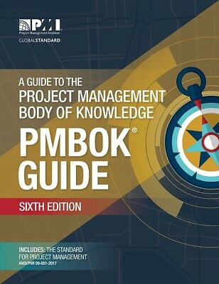 PMI Project Management Body of Knowledge (PMBOK) 6th Edition