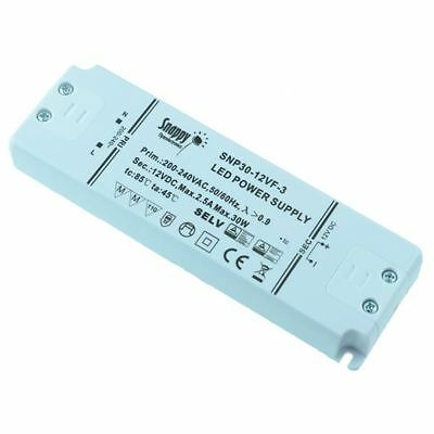 30W 12V 2.5A Constant Voltage LED Driver Power Supply