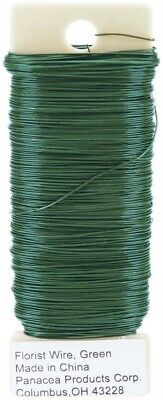 Paddle Wire 26 Gauge 4oz-Green - 4 Pack