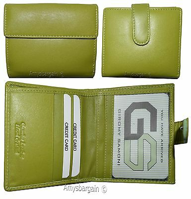 Premium Women Leather Wallet Purse Card Holder Prime Hide 2312 Gift Idea For Her