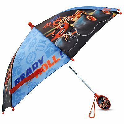 Little Boys Cars Blaze and the Monster Machines Toddler Kids Cute Umbrella Gift