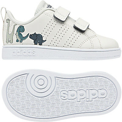 Details about Adidas Neo Kids Girls Boys Shoes Infants Casual VS Advantage Sneakers F36372 New