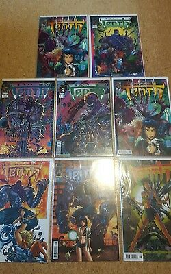 The Tenth 1 - 6 & Prestige 1&2 / 3&4 * 8 Comics   *  1. Auflage 98