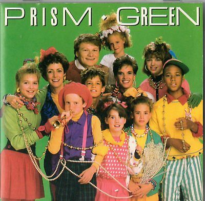 PRISM - Green - The Christmas Collection - RARE 1988 Reunion CD
