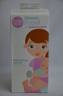 Fridababy Fridet The Mom Washer Post-delivery Peri Bottle healing cleaning NEW