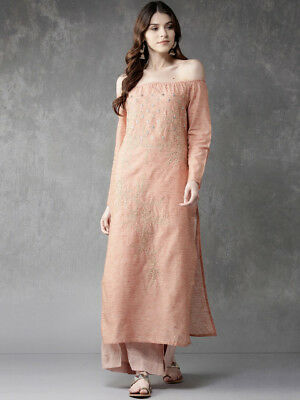 New Indian Kurti Women Tunic Bollywood Kurta Top Dress Pakistani Ethnic Designer