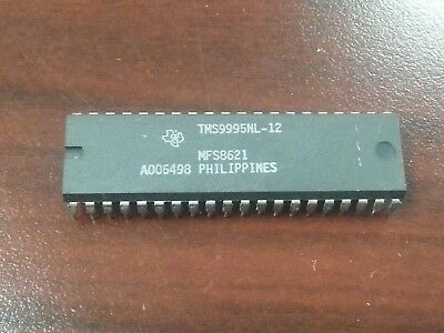 Texas Instruments TMS9995NL-12, 16-bit Microcomputer, USED , untested
