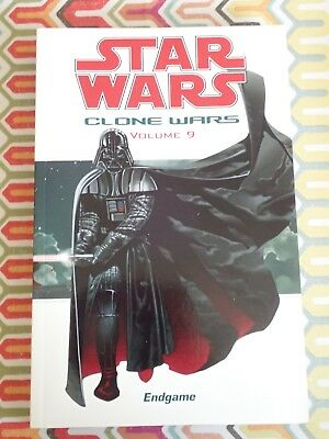 Star Wars Clone Wars paperback graphic novels full set collection