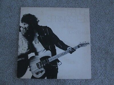 Bruce Springsteen ‎– Born To Run ( Columbia ‎– PC 33795) VG ***VPI Cleaned***