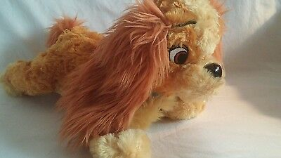 Disney Lady and The Tramp Plush Toy Disney Parks Toy