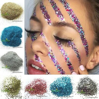 Eco Friendly Glitter Bulk Cosmetic Bio Chunky Biodegradable OFFICIAL Bio Glitter