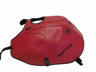 Cagiva Raptor 650 1000 2001-2005 Top Sellerie fuel Petrol Gas Tank Cover Red
