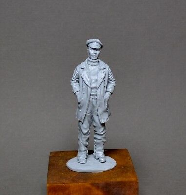 WWI German Pilot 1//32 54mm Resin Yellow House for Roden Wingnut Albatros D III