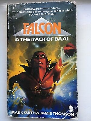 Falcon #3 The Rack Of Baal Mark Smith Jamie Thomson 1985