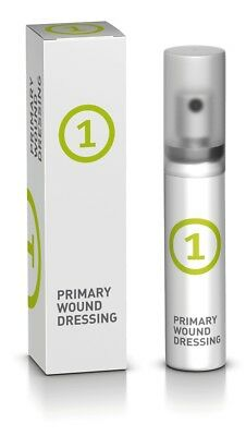 1 Primary Wound Dressing Spray for chronic and acute wounds