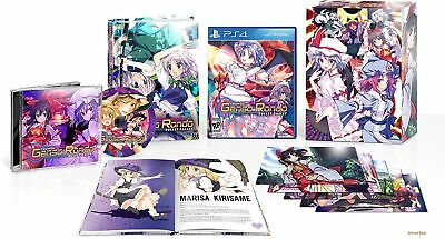Touhou Genso Rondo: Bullet Ballet Limited Edition (PlayStation 4) NEW Sony PS4