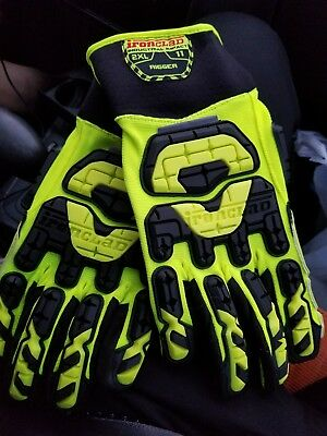 New Ironclad Industrial Impact gloves