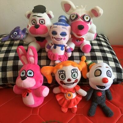 Five Nights at Freddy's FNAF Horror Game Plush Dolls Kids collect Plushie Toy