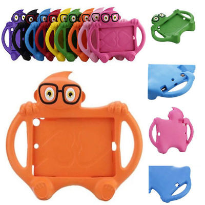 Children Kids Safe Rubber Shockproof EVA Foam Stand Case Cover for iPad 2 3 4 DD